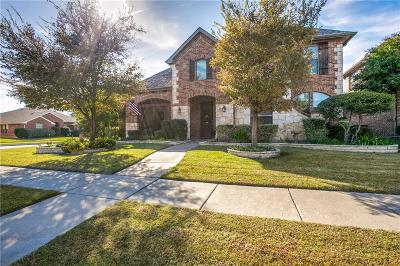 Sachse Single Family Home Active Kick Out: 7505 Forest Ridge Trail