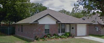 Dallas Single Family Home For Sale: 6734 Mabel Avenue