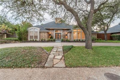 Collin County Single Family Home For Sale: 4218 High Star Lane