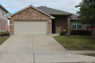 Fort Worth Single Family Home For Sale: 10520 Lipan Trail