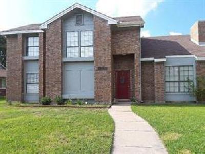Rowlett Single Family Home For Sale: 7709 Tulane Drive