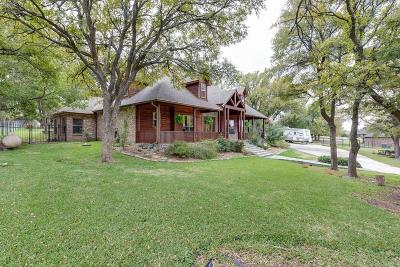 Weatherford Single Family Home For Sale: 811 Trailwood Drive