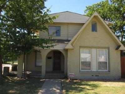 Single Family Home For Sale: 7303 Thurston Street