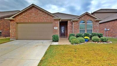 Prosper Single Family Home For Sale: 5631 Colchester Drive
