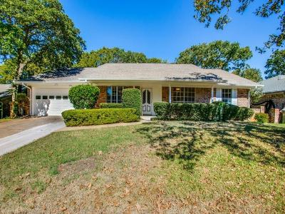 Arlington Single Family Home For Sale: 5709 Stage Line Drive