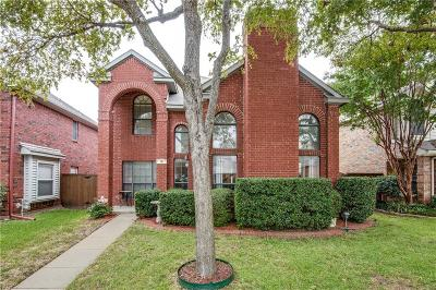 Coppell Single Family Home For Sale: 741 Ashford Drive
