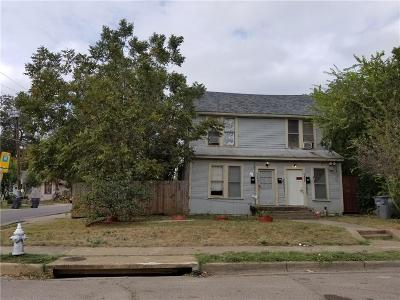 Dallas Multi Family Home For Sale: 5401 Lindsley Avenue