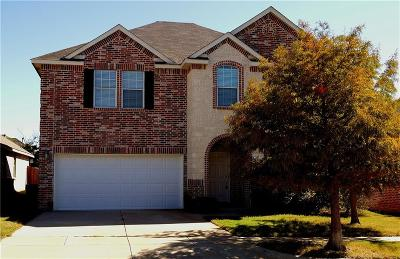 Denton Single Family Home For Sale: 4521 Indian Paint Way