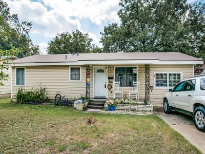 Bedford, Euless, Hurst Single Family Home For Sale: 765 Ruth Lane