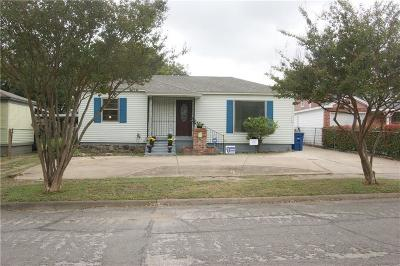 Dallas Single Family Home For Sale: 3010 Sharon Street