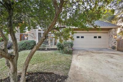 Irving Single Family Home For Sale: 600 Sherwood Court