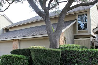 Dallas Townhouse For Sale: 8430 Barnaby Street