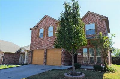 Haltom City Single Family Home Active Option Contract: 5152 Mirror Lake Drive