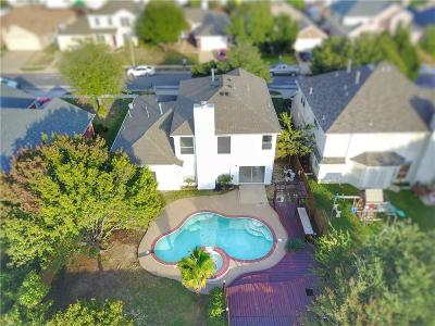Tarrant County Single Family Home For Sale: 7702 Danuers Lane