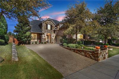 Mckinney Single Family Home For Sale: 8516 Broad Meadow Lane