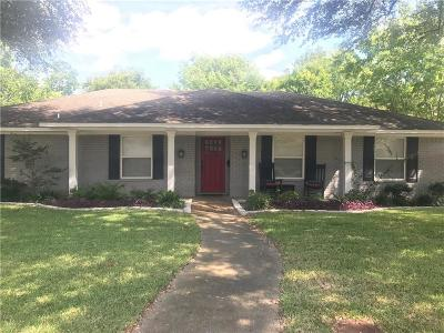 Waxahachie Single Family Home For Sale: 1703 Alexander Drive