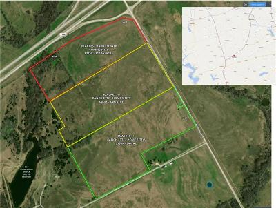 Farm & Ranch For Sale: 30 Ac I-35 E Highway