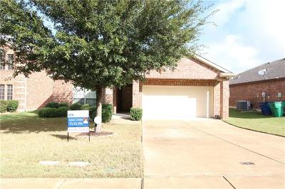 McKinney Single Family Home For Sale: 1212 Evers Drive