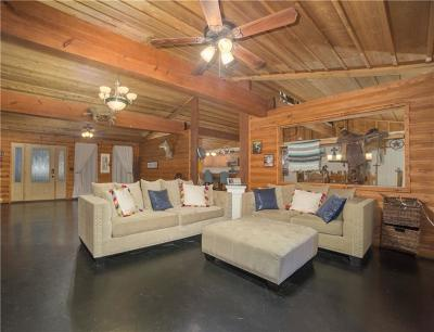 Mills County Single Family Home For Sale: 54 County Road 407