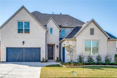 Frisco Residential Lease For Lease: 833 Thoroughbred Avenue