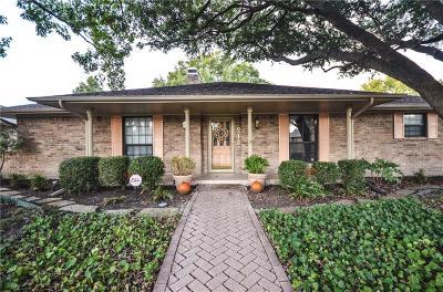 Waxahachie Single Family Home For Sale: 217 Hacienda Drive