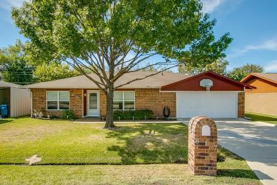Coppell Single Family Home For Sale: 817 Bullock Street