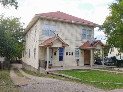 Dallas Multi Family Home For Sale: 507 N Lancaster Avenue