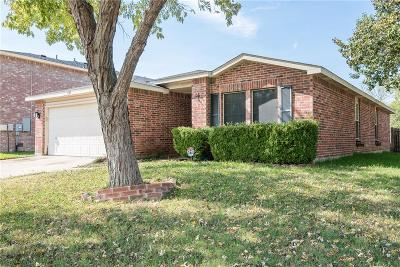 Single Family Home For Sale: 1109 Mill Branch Drive