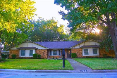 Tarrant County Single Family Home For Sale: 704 Cimarron Trail