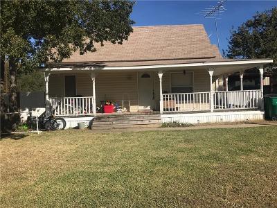 Bridgeport Single Family Home For Sale: 1501 Stevens Street