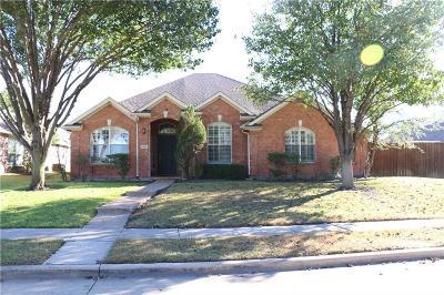 Plano Single Family Home For Sale: 4536 Postbridge Drive