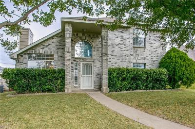 Dallas Single Family Home Active Contingent: 7115 Tweed Drive