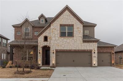 Anna Single Family Home For Sale: 2514 Thayne Drive