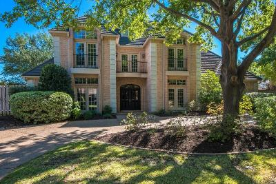 Colleyville Single Family Home For Sale: 4506 Shadywood Lane
