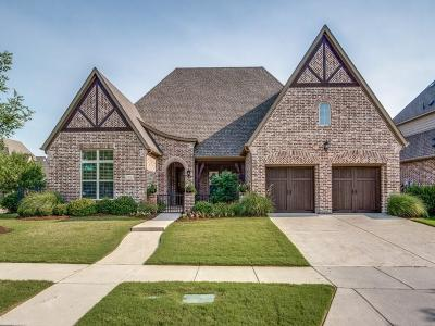 Frisco Single Family Home Active Contingent: 13714 Countrybrook Drive