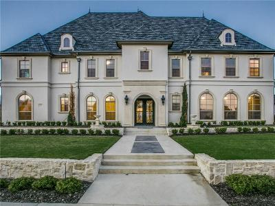 Frisco Single Family Home Active Contingent: 3608 Broadmoor Way