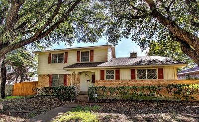 Single Family Home Active Option Contract: 9840 Windledge Drive