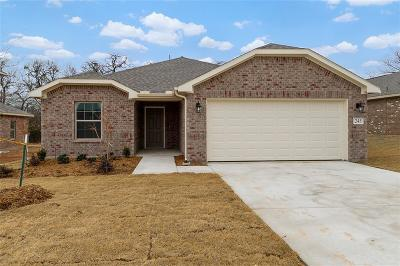 Springtown Single Family Home For Sale: 245 Walnut Bend Road