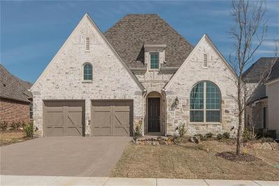 Prosper Single Family Home For Sale: 1670 Pebblebrook Lane