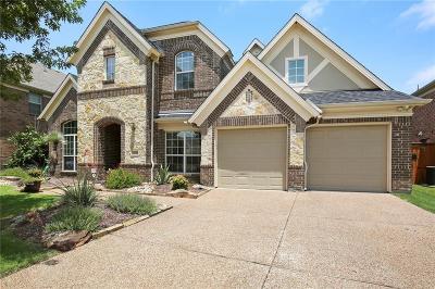 Frisco Single Family Home Active Option Contract: 15252 Salano Creek Drive