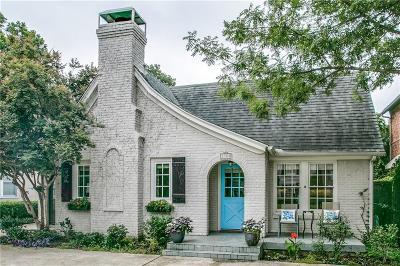 Single Family Home For Sale: 3703 Granada Avenue