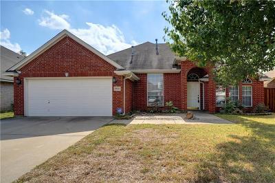 Dallas, Fort Worth Single Family Home For Sale: 8628 Saranac Trail