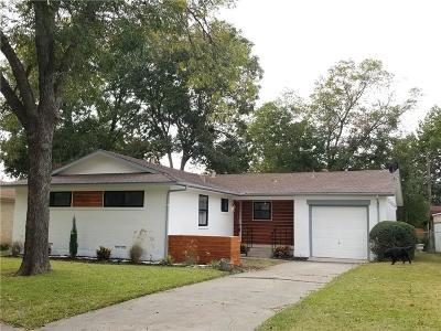 Single Family Home For Sale: 10247 Goodyear Drive