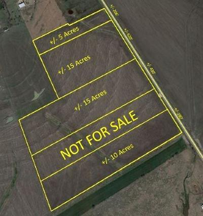 Waxahachie Residential Lots & Land For Sale: Tbdo4 Fm 877