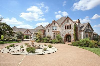 Flower Mound Single Family Home For Sale: 5701 Lighthouse Drive