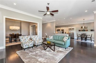 McKinney Townhouse For Sale: 5804 Settlement Way