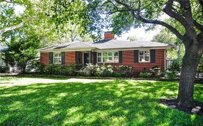 Single Family Home For Sale: 3922 Clover