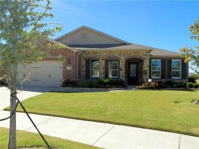 Frisco Single Family Home Active Contingent: 7075 Kenway Drive