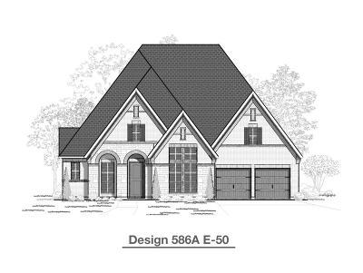 Prosper Single Family Home For Sale: 4301 Paddock Lane