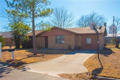 Brown County Single Family Home For Sale: 119 Bowie Circle